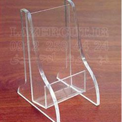 جاکاتالوگی پلکسی گلاس رومیزی شفاف