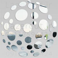 آینه تزئینی دکوراتیو