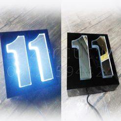 پلاک LED