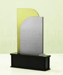 تندیس طلایی مولتی استایل آماده