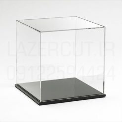 ساخت باکس شیشه ای پلکسی گلاس کفی دار