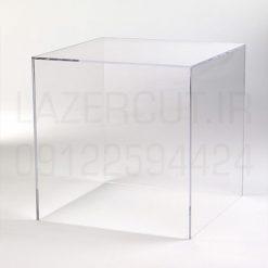 ساخت انواع باکس پلکسی گلاس شفاف شیشه ای