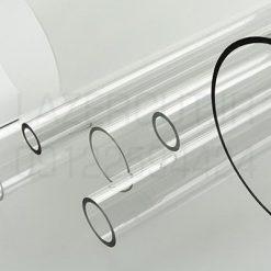لوله پلکسی گلاس شفاف لیزرکات