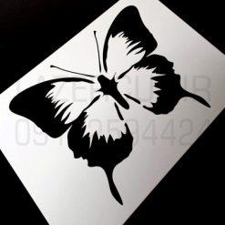 ساخت شابلون پروانه