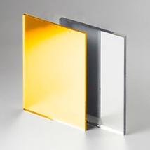 خرید ورق آینه طلایی از لیزر کات