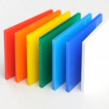 خرید ورق پلکسی گلاس رنگی از لیزر کات